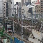 【Tokyo Train Story】御茶ノ水駅付近の特急形車両(中央線)
