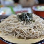 妻籠宿にあるかつては庄屋さんの家だった旅館藤乙でおそばと馬刺しを食べてみた 『夏の長野旅2015』 その13
