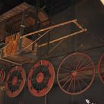 日本最初の人力車、石垣、鳥獣魚族供養碑などの見所満載な妻籠宿の光徳寺 『夏の長野旅2015』 その15