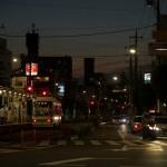 【Tokyo Train Story】夜が来る前の街の風景(都電荒川線)