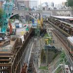 【Tokyo Train Story】御茶ノ水駅の工事風景(中央線)