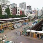 【Tokyo Train Story】工事真っ最中の中央線御茶ノ水駅