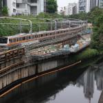 【Tokyo Train Story】神田川沿いを走る中央線