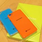 マウスコンピューターから発売されているMADOSMAのオレンジとブルーのバックカバーが発売されたのでさっそく入手してみた #MADOSMA