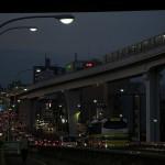 【Tokyo Train Story】都会の光の中(日暮里・舎人ライナー)