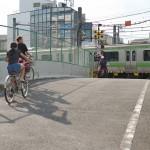 【Tokyo Train Story】山手線で唯一現存している踏切
