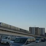 【Tokyo Train Story】青空を背景に走る日暮里・舎人ライナー