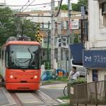 【Tokyo Train Story】スナックがある街角(都電荒川線)