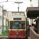 【Tokyo Train Story】レトロな駅にレトロな車両(都電荒川線)