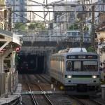 【Tokyo Train Story】夕暮れ時の戸越銀座駅(東急池上線)
