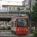 【Tokyo Train Story】日の丸を掲げた都電荒川線