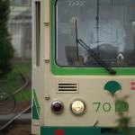 【Tokyo Train Story】都電荒川線の三ノ輪橋電停への到着