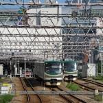 【Tokyo Train Story】蒲田駅付近の東急電鉄