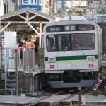 【Tokyo Train Story】踏切に挟まれた戸越銀座駅(東急池上線)