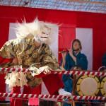 仮設舞台で披露される居囃子で髪を振り乱して踊る天狐の舞などをじっくりと見てきた! 『川越まつり2015』 その2 #川越まつり
