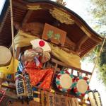 川越氷川神社境内のの川越まつり風景 『川越まつり2015』 その7 #川越まつり