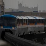 【Tokyo Train Story】カーブを曲がってくる東京モノレールがかっこいい!
