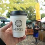 【カフェ】日光珈琲のコーヒーを東京で飲むことができるチャンス!11月14日(土)15日(日)に開催中の東京蚤の市にGO!
