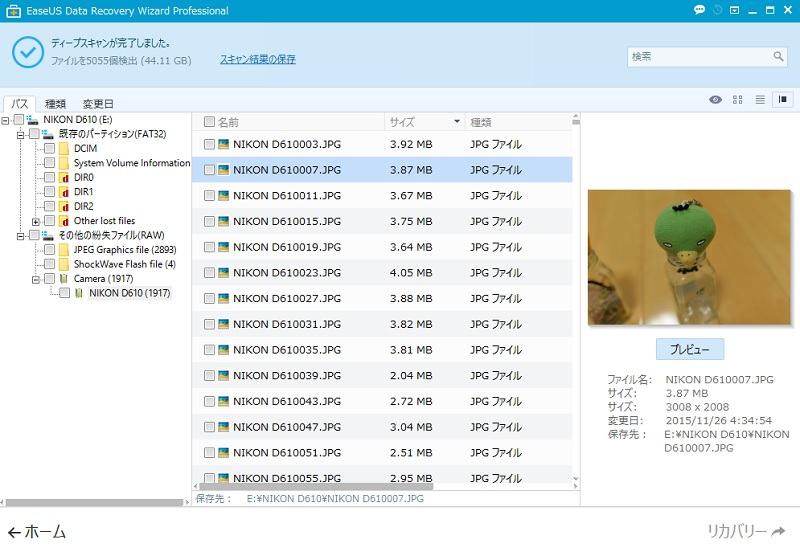 Data Recovery Wizard Professional 9.5