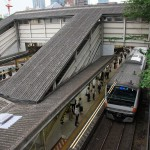 【Tokyo Train Story】御茶ノ水駅の付近の段差(中央線)