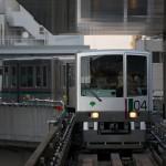 【Tokyo Train Story】日暮里・舎人ライナーを正面から撮る