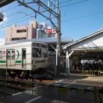 【Tokyo Train Story】東急池上線池上駅の構内踏切