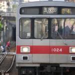 【Tokyo Train Story】白い手袋(東急池上線)