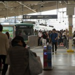 【Tokyo Train Story】東急多摩川線の蒲田駅到着