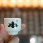 越後湯沢駅構内のぽんしゅ館で500円で5杯の日本酒の利き酒をやってみた!『新潟・群馬紅葉紀行 2015』 その5
