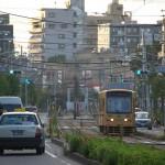 【Tokyo Train Story】広々とした道路(都電荒川線)