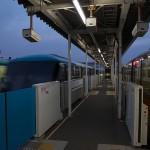 【Tokyo Train Story】昭和島駅での快速列車通過待ち(東京旅)