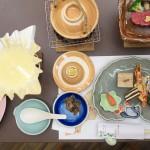 栃木の地のものにこだわった川治温泉の柏屋での夕食 『秋の栃木へ 2015』 その10