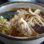 湯西川温泉の平家そば志おやで食べたお蕎麦はこれまで食べた中で一番の美味だった! 『秋の栃木へ 2015』 その14