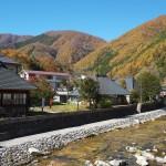紅葉真っ盛りの湯西川温泉を散策してみる 『秋の栃木へ 2015』 その13