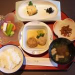 湯豆腐とオムレツが最高に美味しい川治温泉柏屋の朝食 『秋の栃木へ 2015』 その12