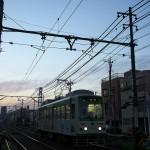 【Tokyo Train Story】青い空の下、都電が走る