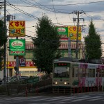 【Tokyo Train Story】派手な看板と都電荒川線