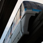 【Tokyo Train Story】頭上の東京モノレール