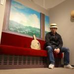 石巻の石ノ森萬画館でスタジオジブリで活躍した近藤喜文展を見学してみた(なぜか自撮り写真もあり) 『秋の宮城への旅 2015』 その9