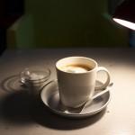 ジャズが流れる店内で一人静かにロイヤルミルクティーを飲む~センダイコーヒーにて 『秋の宮城への旅 2015』 その17