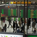 【Tokyo Train Story】札幌行きの案内(寝台特急カシオペア)