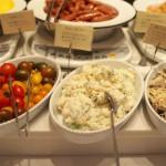 ライブラリーホテル仙台駅前のバイキング形式の朝食は噂に違わずハイレベルな美味しさだった! 『秋の宮城への旅 2015』 その15