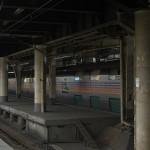 【Tokyo Train Story】上野駅の荷物専用ホーム(寝台特急カシオペア)