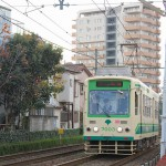 【Tokyo Train Story】柿と都電荒川線
