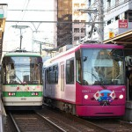 【Tokyo Train Story】都電荒川線もお正月モード