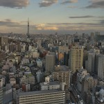 【Tokyo Train Story】地下鉄丸ノ内線と東京スカイツリー
