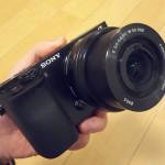αアンバサダー・プログラムでSONYのAPS-Cデジタル一眼レフカメラ α6000を2ヶ月程モニターさせていただきます!
