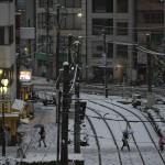 【Tokyo Train Story】雪の日でも元気に走るのは・・・(都電荒川線)