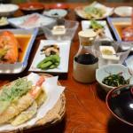 キンメダイなどの海の幸がこんなにたくさん!神津島の旅館徳左での夕食を写真付きで紹介 『 #tokyo島旅山旅 で神津島に行こう!』 その10 #神津島