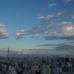 今週の365 DAYS OF TOKYO(2月1日~2月7日) ~ 文京シビックセンター展望ラウンジからの眺め特集